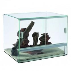 Terrarium verre easy terra 30 X 25 X 25 cm