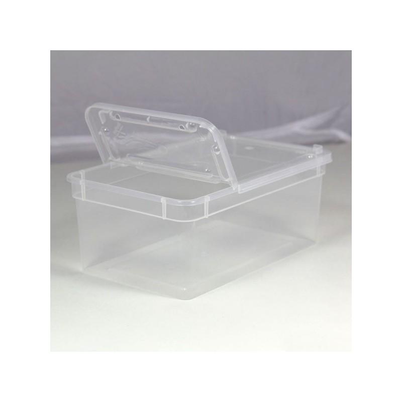 Braplast 3 litres rectangle