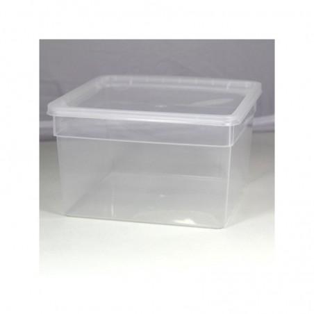 Braplast 3 litres carré