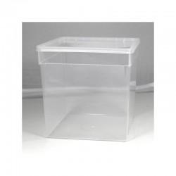 Braplast 5.8 litres carré