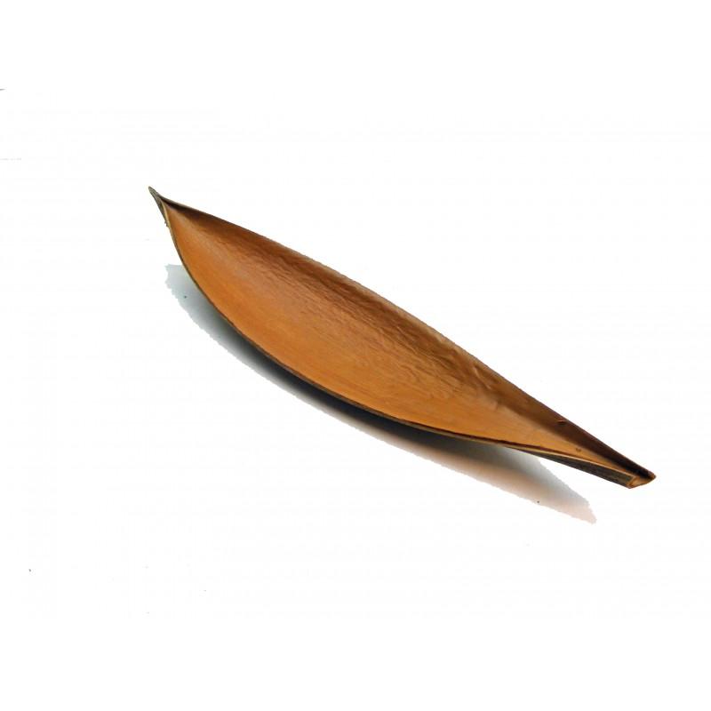 Feuille de coco bois 10/15 cm X 1
