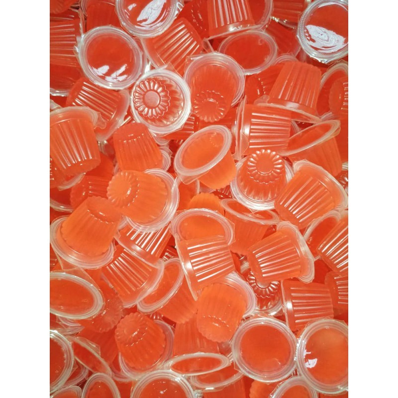 Beetle jelly 16 grammes Fruits rouges X 10